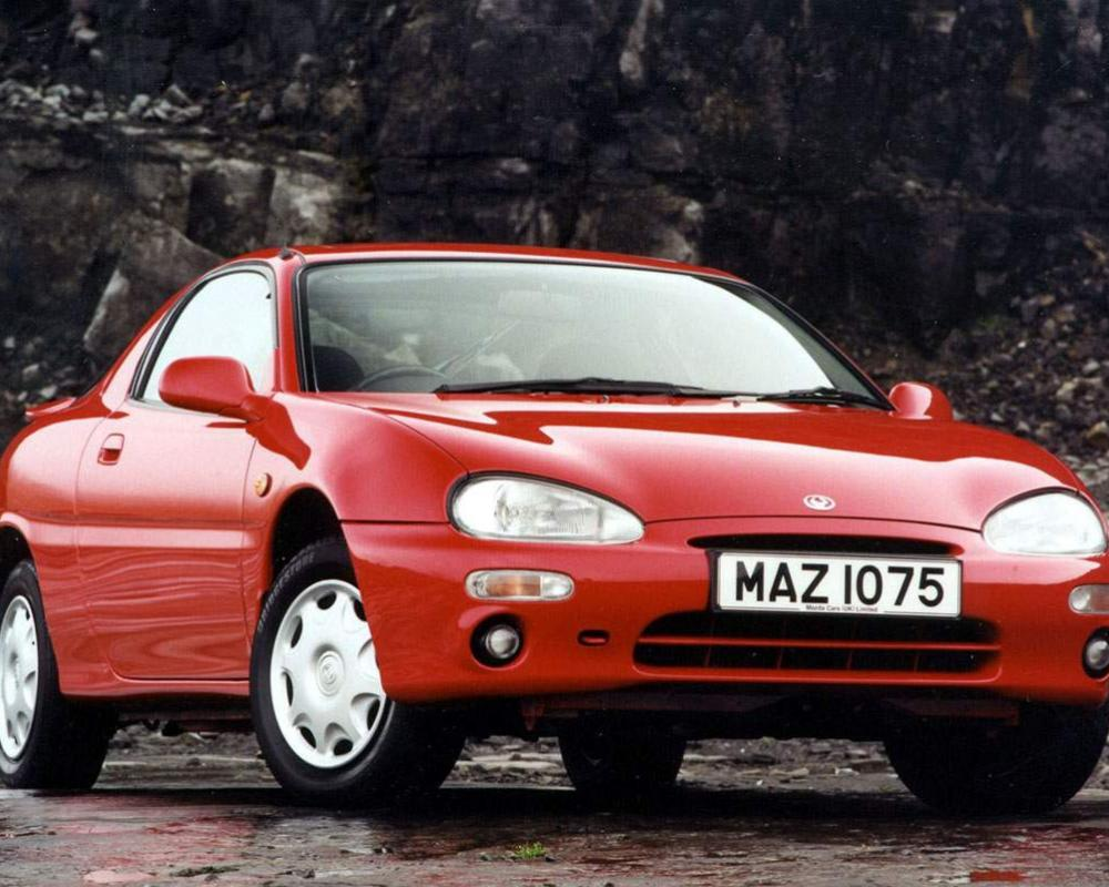 Cheap as Chips Diamonds in the rough: the 1992 Mazda MX-3 - The ...