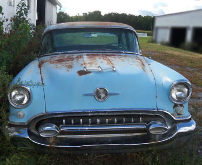 1955 Oldsmobile 98 - Original Classic Cars