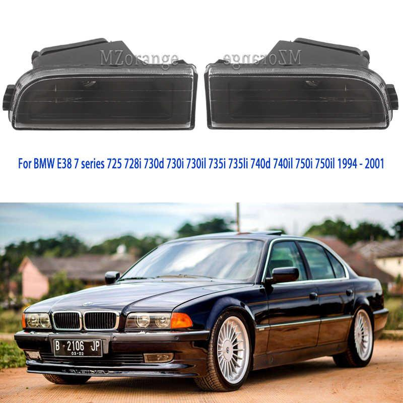 Car lights car styling fog lamps fog lights For BMW E38 725 728i ...