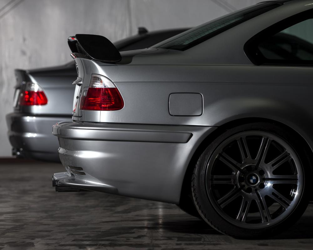 BMW E46 M3 GTR - One of the most limited production models ever ...