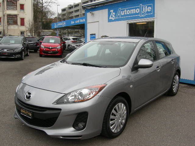 Buy Sedan Mazda 3 1.6 16V CD Exclusive on carforyou.ch