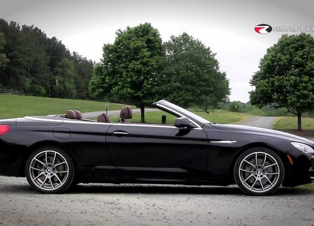 BMW 6 Series Convertible 2012 650i with Emme Hall by RoadflyTV ...
