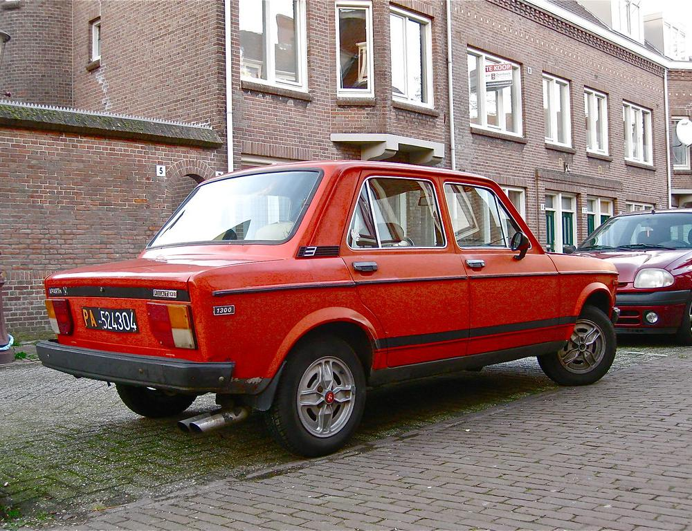1978 FIAT 128 Abarth 1300 | The Fiat 128 Series I was introd… | Flickr