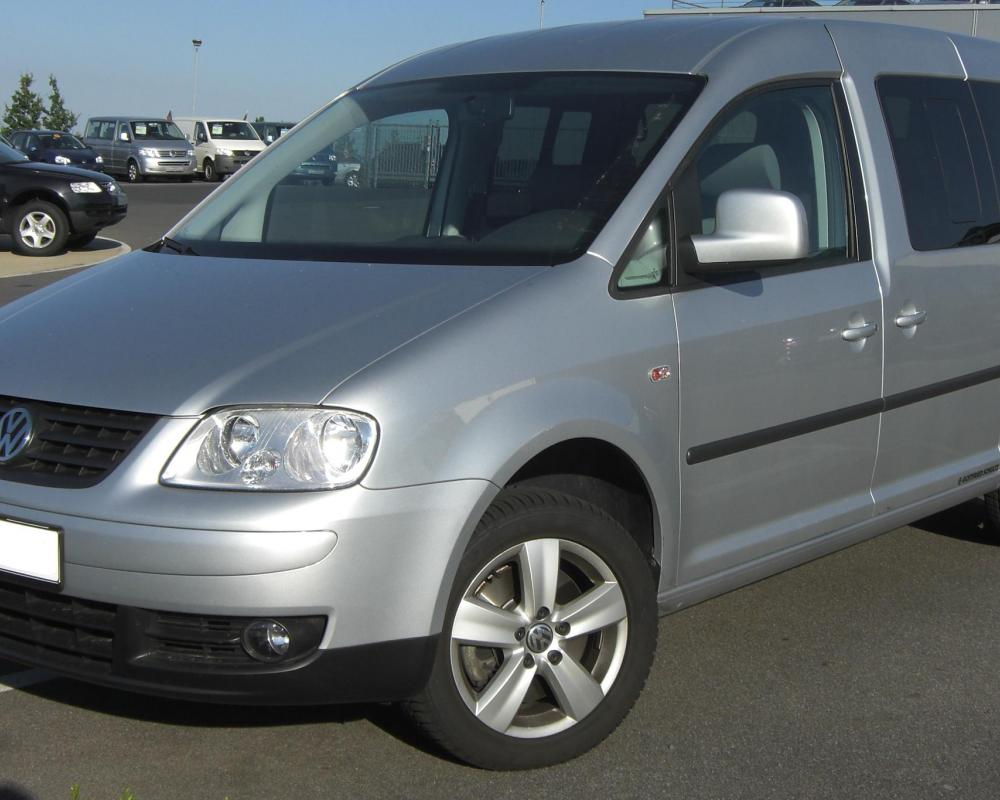 Images for > Volkswagen Caddy Maxi