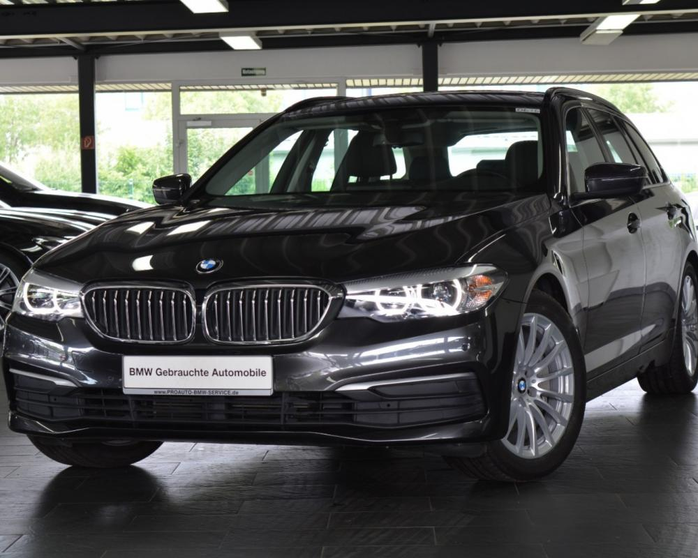 BMW 530 d Touring Aut. used buy in Meerbusch Price 35999 eur - Int ...