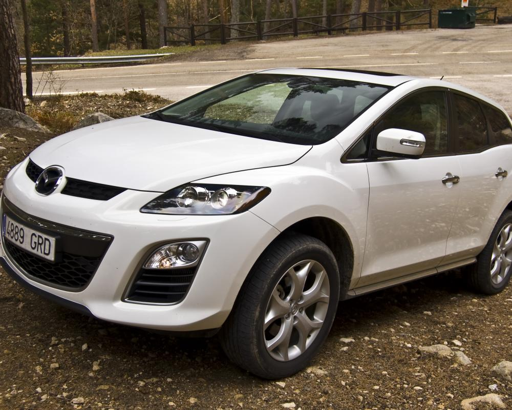 Datei:Mazda CX-7 - Flickr - David Villarreal Fernández (31).jpg ...