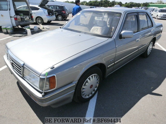 Used 1989 MAZDA LUCE LIMITED/E-HCFS for Sale BF694434 - BE FORWARD