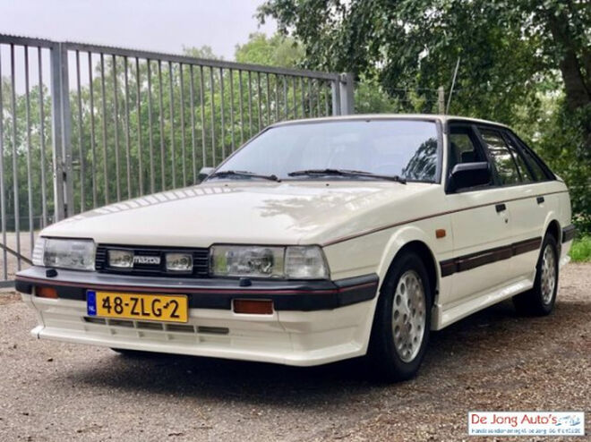 Used MAZDA 626 : year 1987, 249,343 km | Reezocar