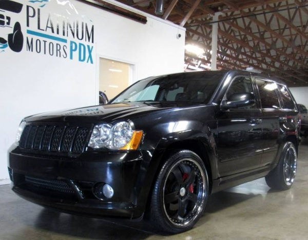 2009 Jeep Grand Cherokee SRT-8 4WD For Sale in Portland, OR | TrueCar