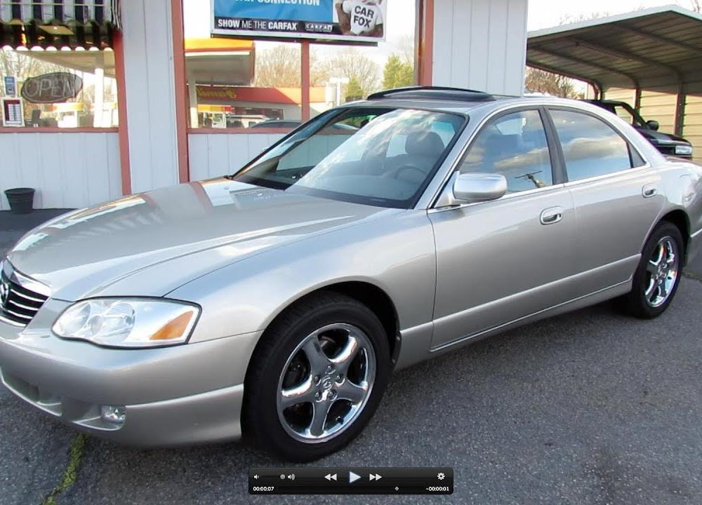2002 Mazda Millenia S Supercharged Start Up, Exhaust, and In Depth ...