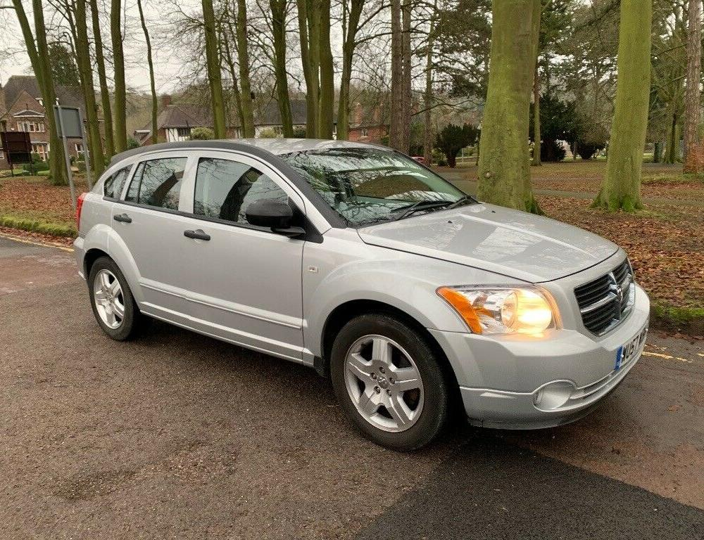 Dodge Caliber SXT CRD 2.0 Diesel, 2007 ( 57 reg). 1 OWNER ...