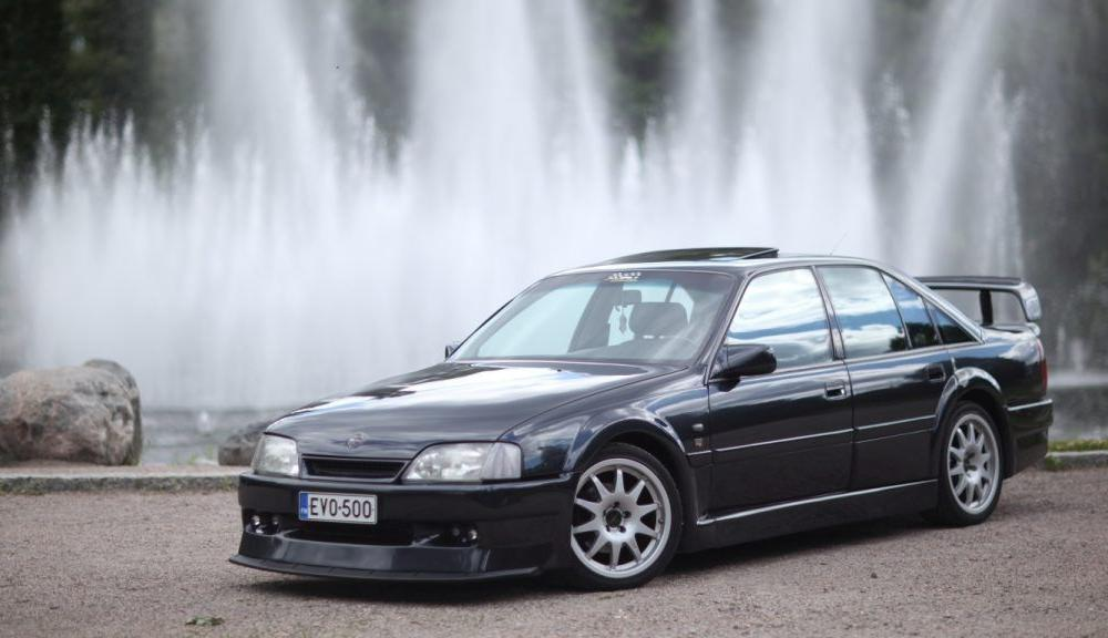 The Lotus Omega/Carlton - It's rare for a mainstream automaker to ...