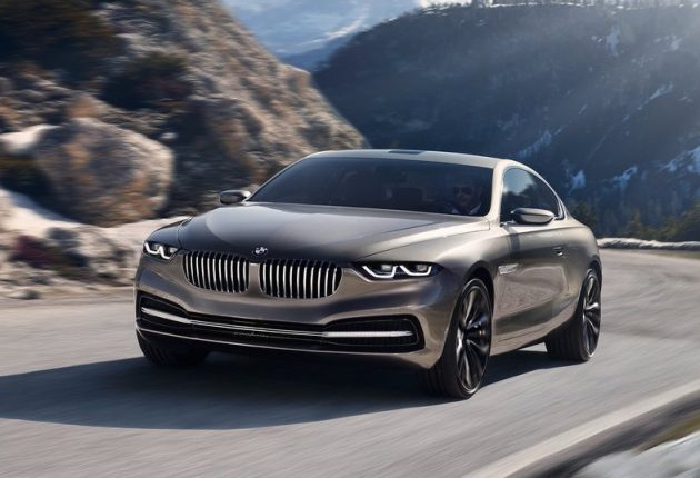 New BMW 8 Series edges closer to reality; trademark application ...