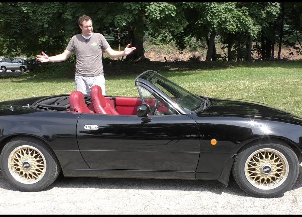 Here's Why the Original Mazda Miata Is a Legend - YouTube