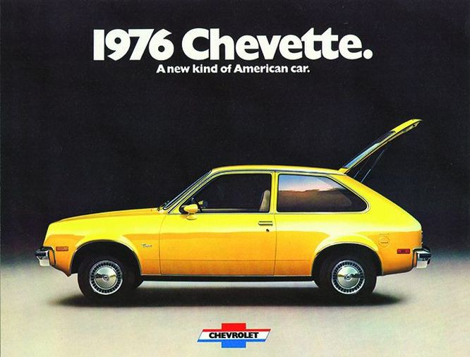 Cheerful Chevy Chevette | Hemmings