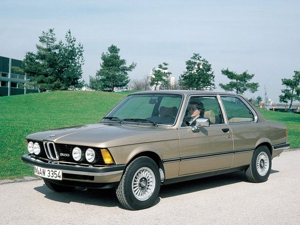 BMW 320 Coupe (1975 – 1982). (With images) | Bmw 3 series coupe ...
