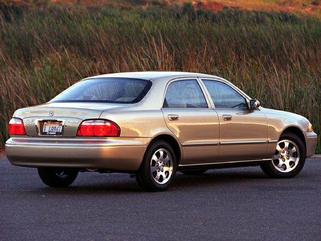 2000 Mazda 626 Specs and Prices