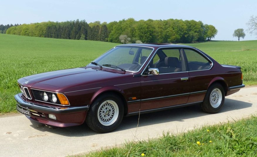 BMW 635 CSi - Steenbuck