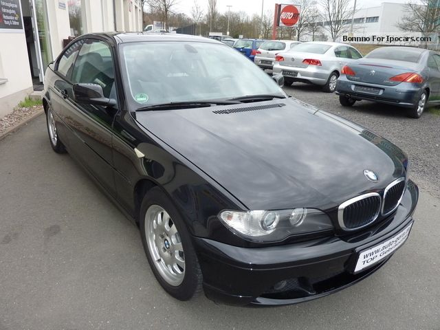 2004 BMW 318Ci - Car Photo and Specs