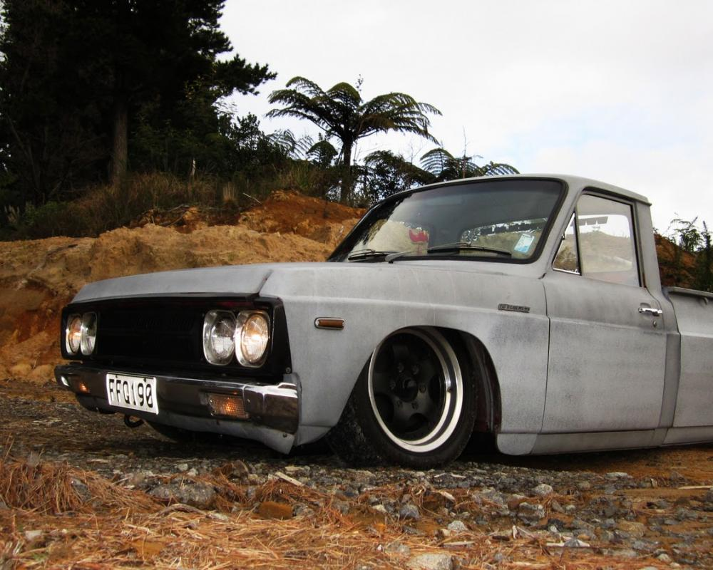Mazda b-1600 Photo and Video Review. Comments.