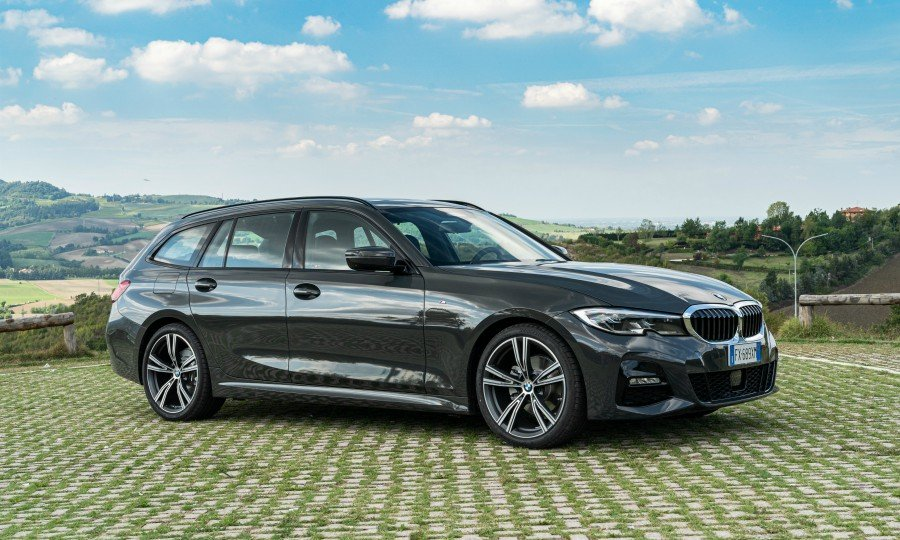 BMW aims 3-series wagon at top Europe markets