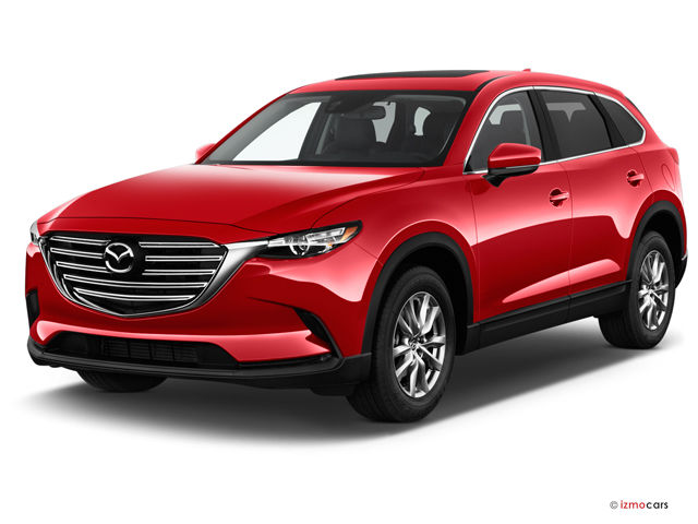 2019 Mazda CX-9: 368 Exterior Photos | U.S. News & World Report