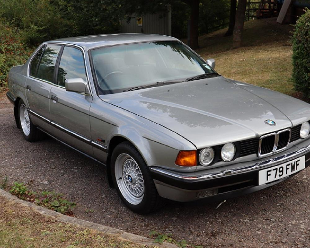 1989 Outstanding BMW 735I SE Auto For Sale | Car And Classic