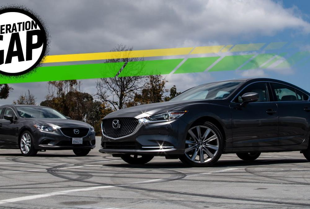Here's A Close Comparison Between The 2018 Mazda 6 And The 2017 ...