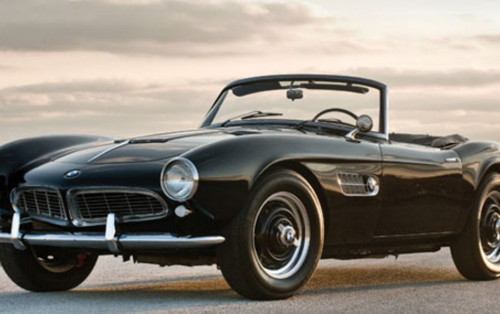 The BMW 507 Was a Beautiful Mistake • Petrolicious