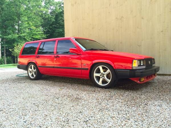 V8/6-Speed: 1989 Volvo 740 Wagon | Volvo 740, Volvo, Volvo estate