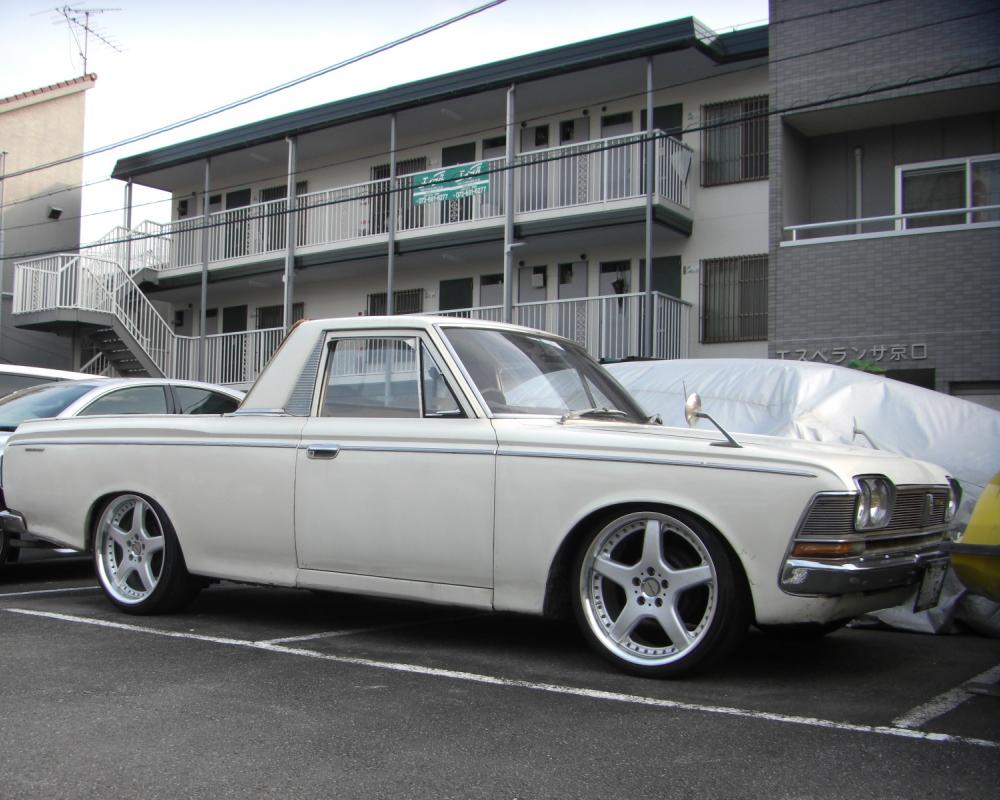 Toyota Crown Pickup #4711112