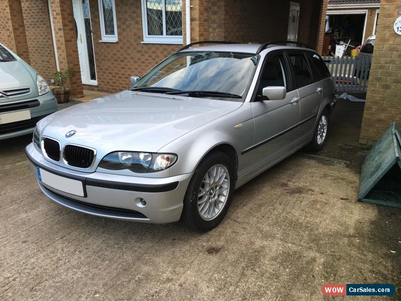 2003 Bmw e46 318i Touring for Sale in United Kingdom