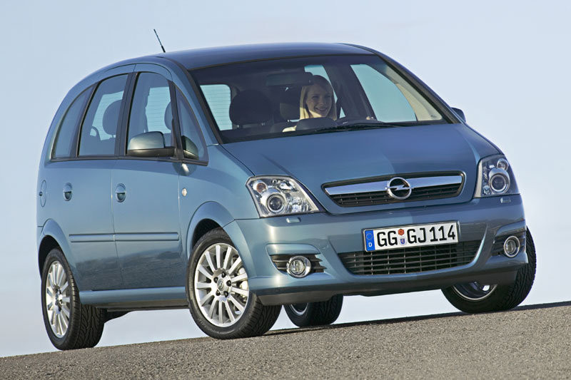 Opel Meriva 1.4-16V Cosmo models specifications | Auto Types