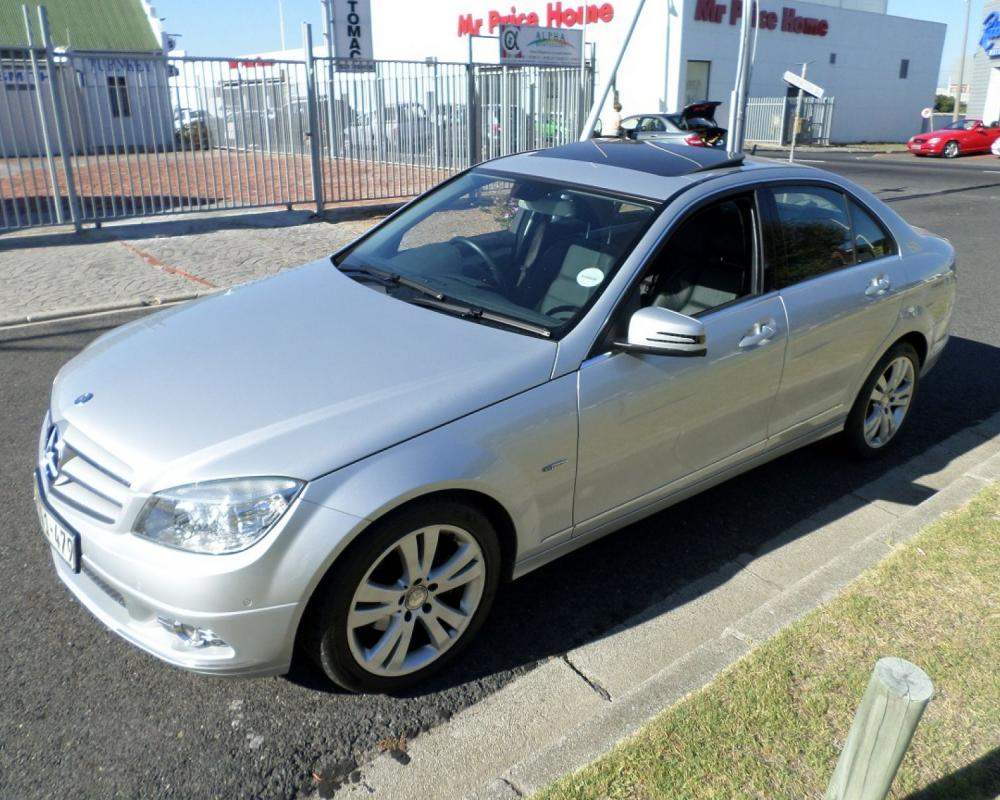 Robbie Tripp Motors used Mercedes Benz Car Dealer Cape Town C ...