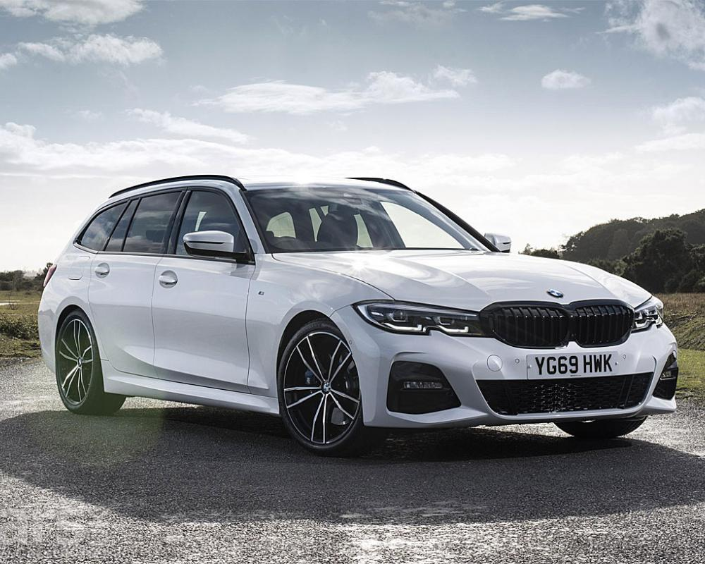 Now we know how much the new BMW 3 Series Touring costs in the UK ...