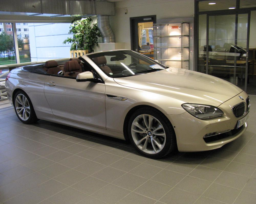 File:BMW 640i Cabriolet (6258274467).jpg - Wikimedia Commons