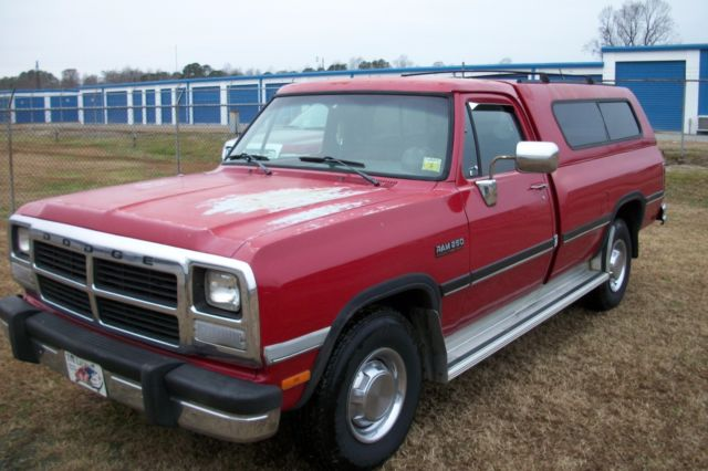 1991 dodge d 250 cummins - Classic Dodge Other Pickups 1991 for sale