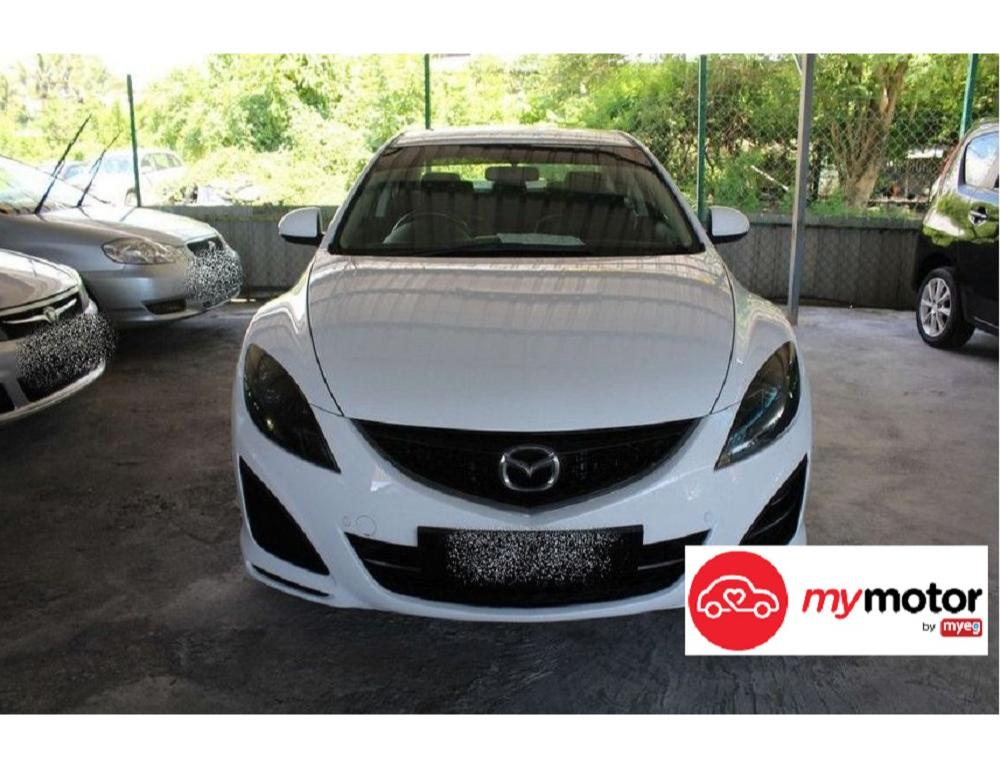 2010 MAZDA 6 2.0 SEDAN (A) for RM39,500 in Malaysia | MyMotor by Myeg