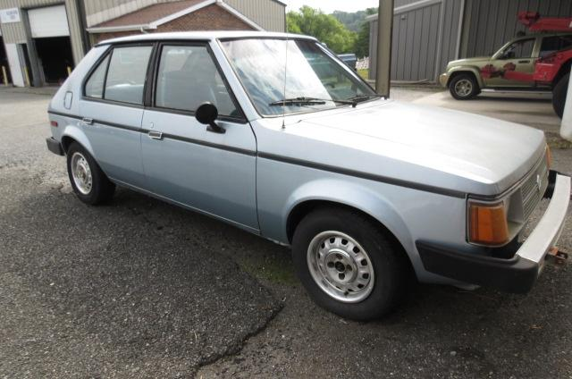 Used Dodge Omni for Sale (with Photos) - CarGurus