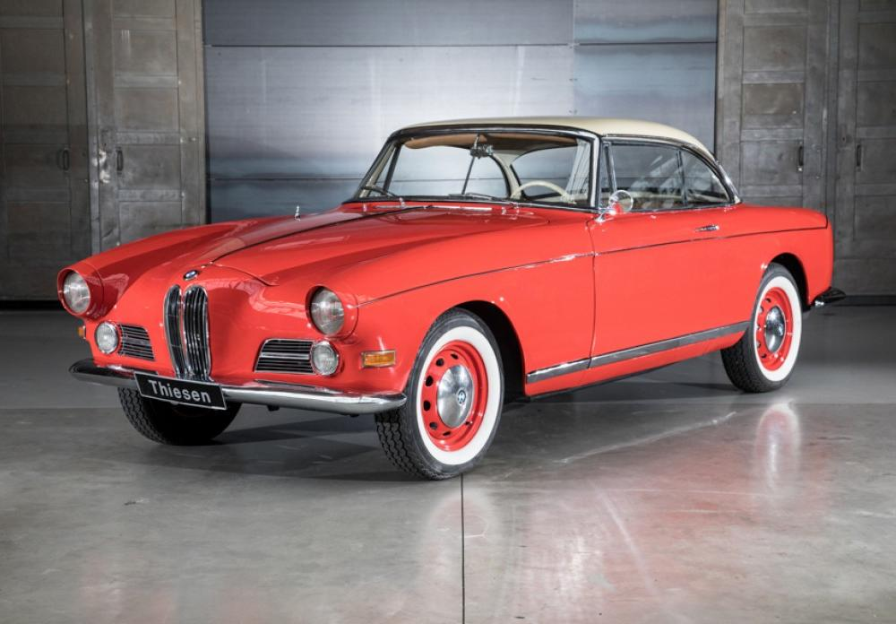 1956 - BMW 503 Coupé - CLASSICON Motorwagen & Media GmbH