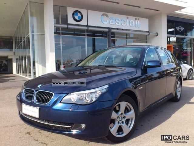 2009 BMW 530 xd Touring Futura cat - Car Photo and Specs