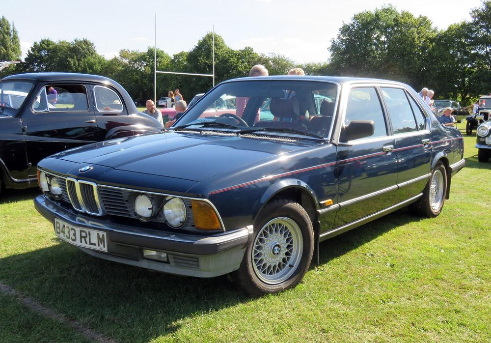 1985 BMW 735i SE Auto | This was up for sale, seemingly afte… | Flickr