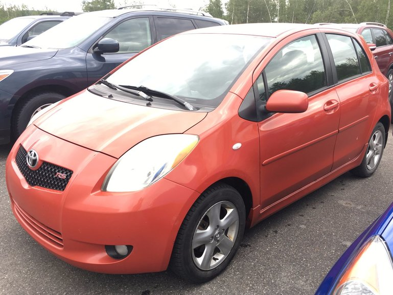 Cowansville Nissan | Pre-Owned 2006 Toyota Yaris RS, AIR CLIMATISÉ ...