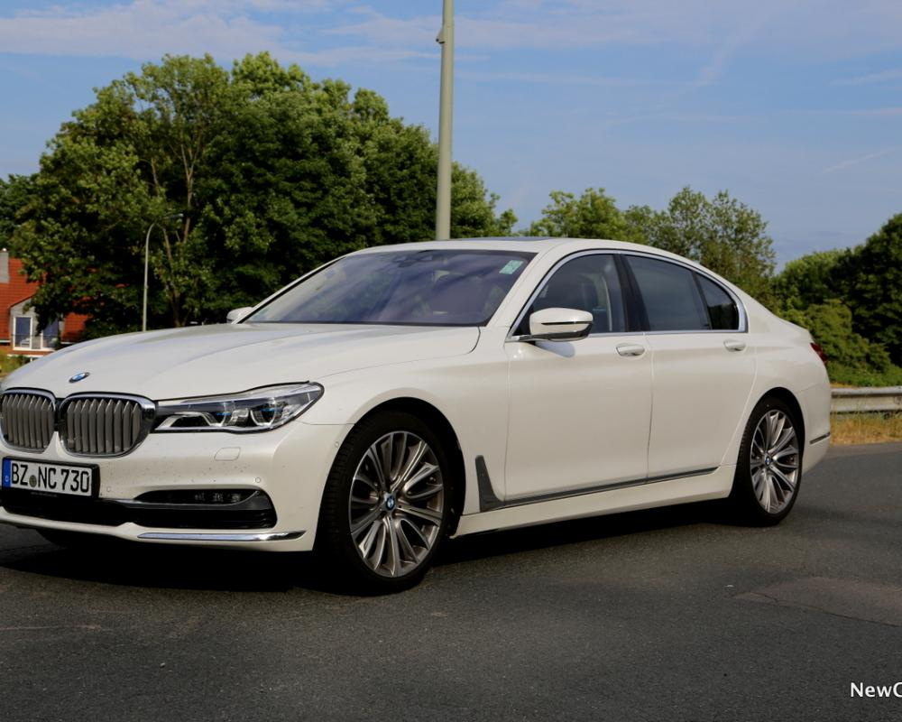 BMW 730d xDrive - Das Executive Drive Pro - NewCarz.de