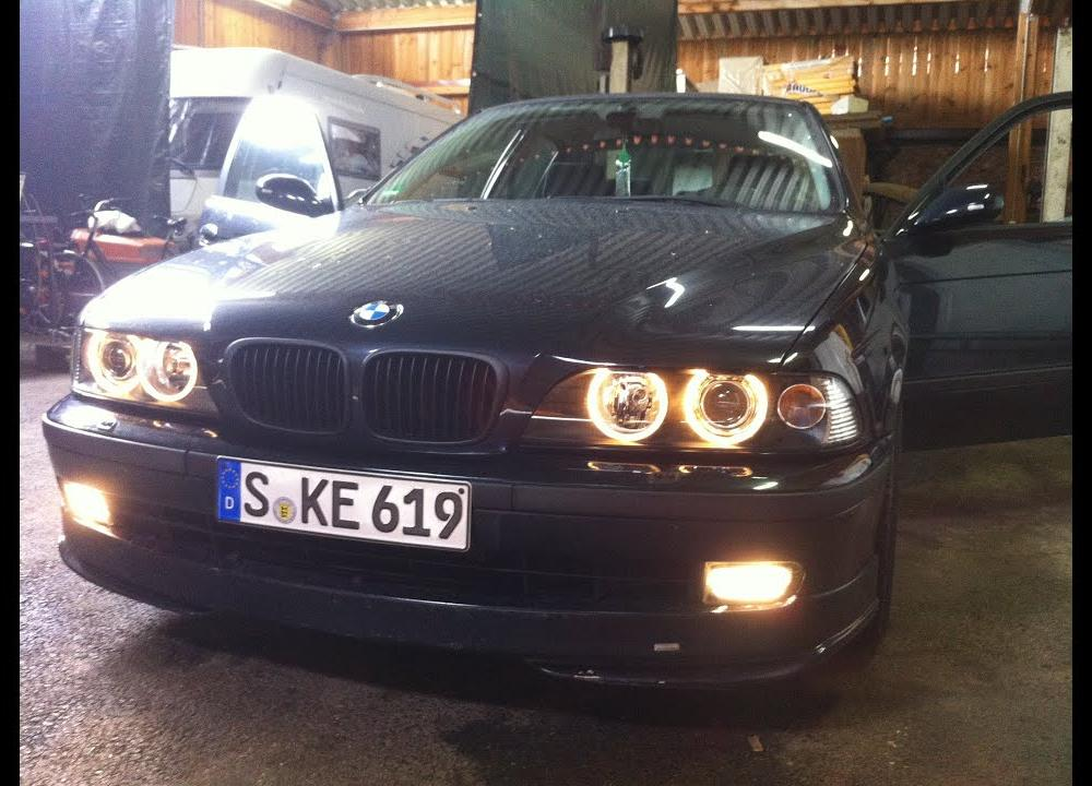 BMW 540i 4,4l V8 Sound AC Schnitzer E39 Forum - YouTube