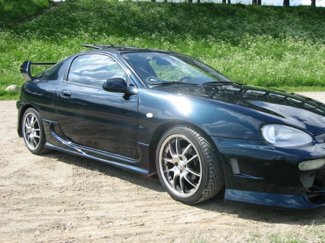 Mazda MX-3 V6 (With images) | Mazda mx3, Mazda, Mazda mx