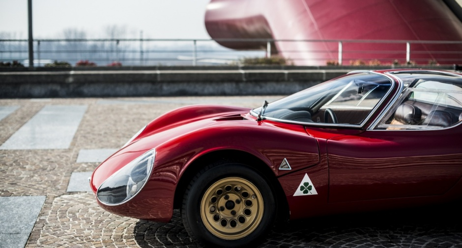 Is the Alfa Romeo Tipo 33 Stradale the sexiest car of all time ...