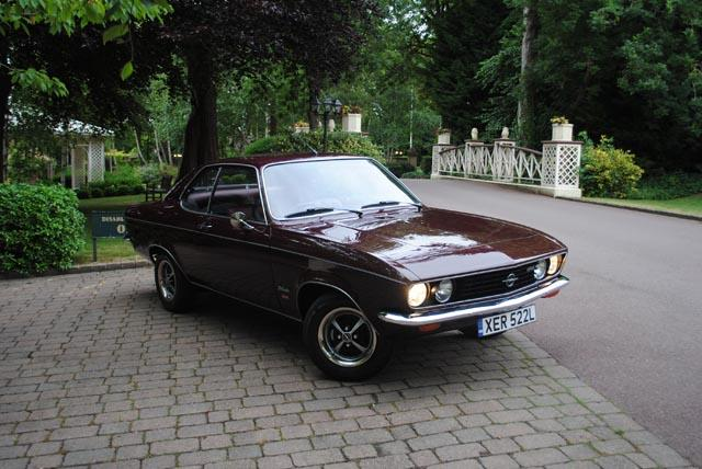 British Heritage+Classic and Collectors: 15 Sep 2015 - 1973 Opel ...