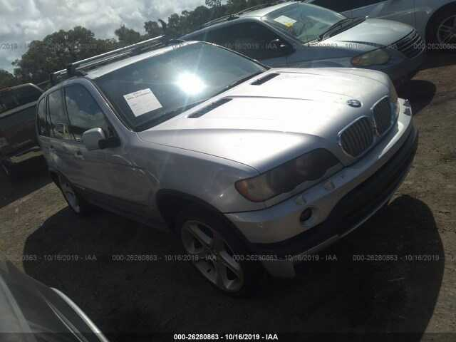 5UXFB93552LN79406 BMW X5 4.6IS - View history and price at ...