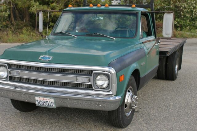1967 Chevrolet C-30 flatbed truck for sale - Chevrolet C30 1967 ...